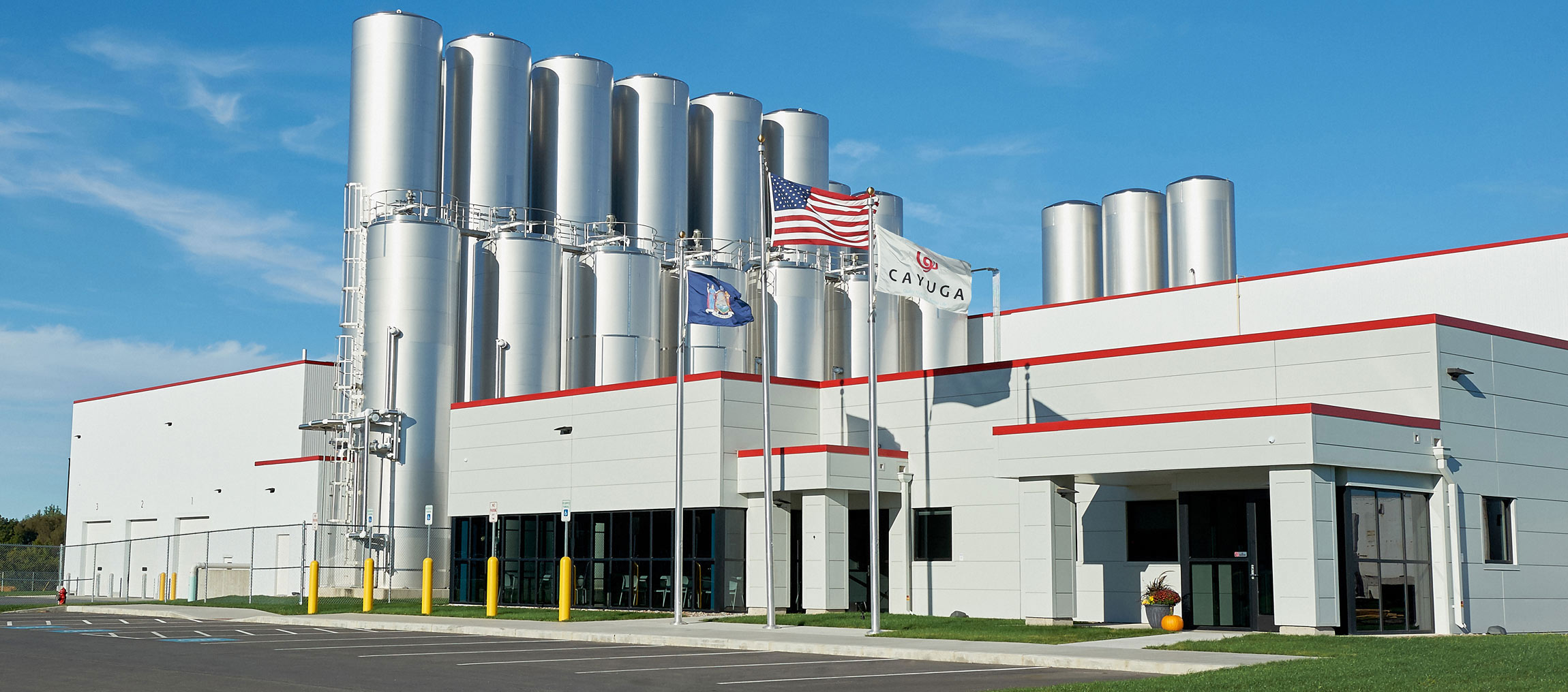 Cayuga Milk Ingredients Plant